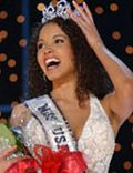 Miss Massachusetts with a Great Smile from Cosmetic Dentist Dr. Meola