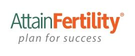 Attain Fertility Logo