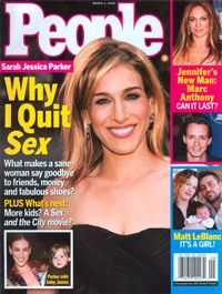People Magazine Fertility Article