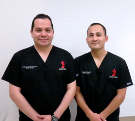 Drs. Garcia and Vazquez