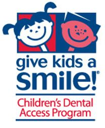 Give Kids a Smile program logo