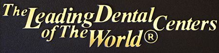 The Leading Dental Centers of the World logo