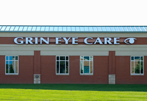 Grin Eye Care Olathe Office