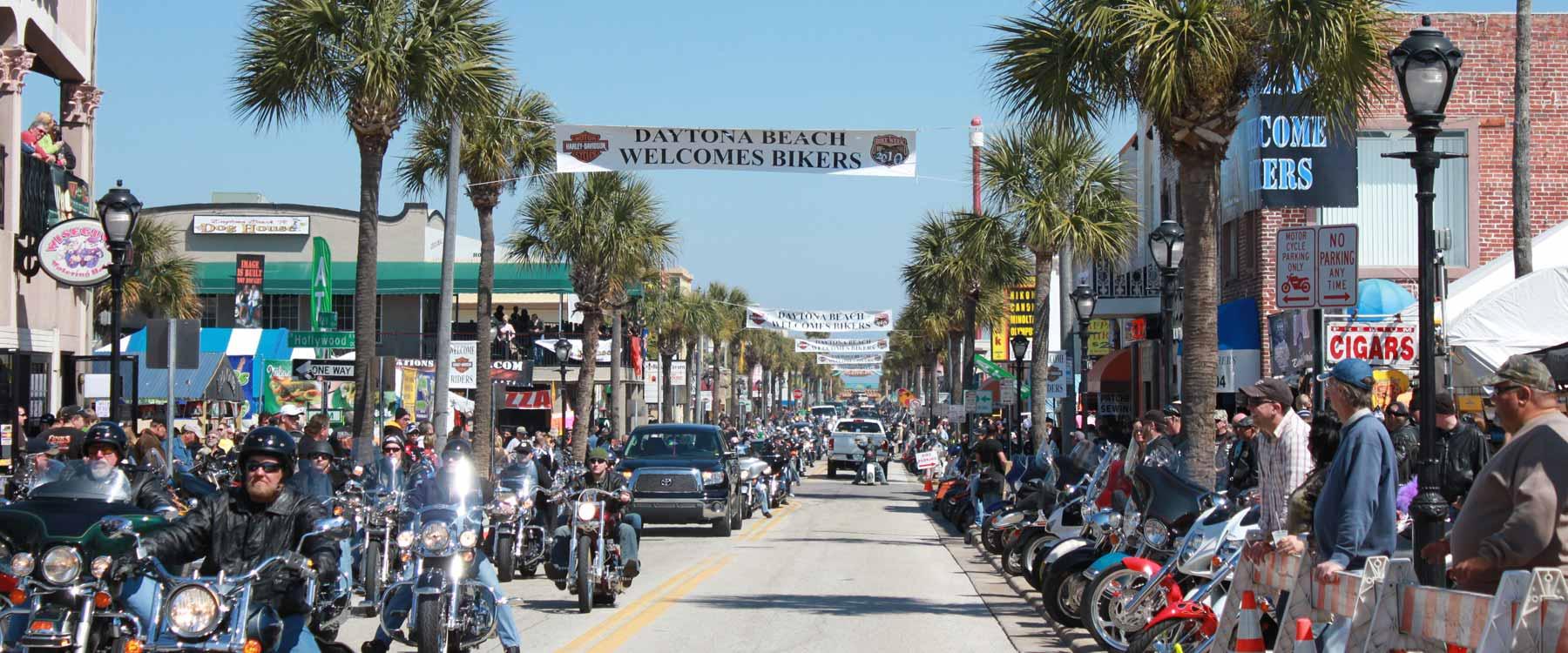 Photo of Daytona Bike Week