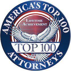America's Top 100 Attorneys award