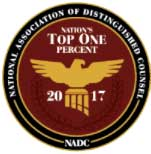Nation's top one percent logo