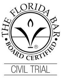 Florida Bar Board-Certified logo
