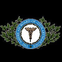 American Board of Otolaryngology logo