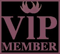 VIP member logo