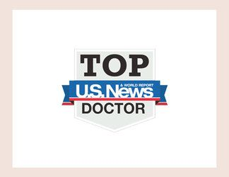 US News Top Doctor logo