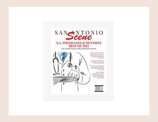 San Antonio Scene logo