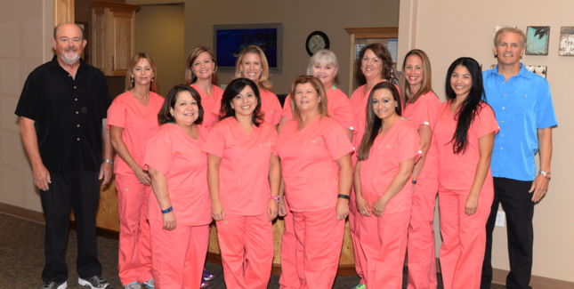 Photo of Staff at Roberston and Orchard Dentistry