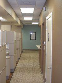 Robertson & Orchard office hallway