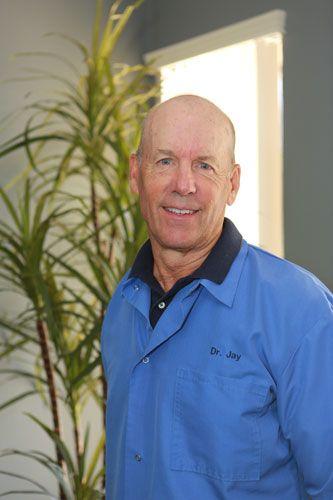 Dr. Jay Chrisman