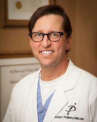 One of our periodontists, Dr. Pulliam
