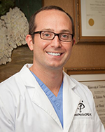 One of our periodontists, Dr. David Meister