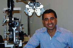 Dr. Sabherwal - Opthalmologist