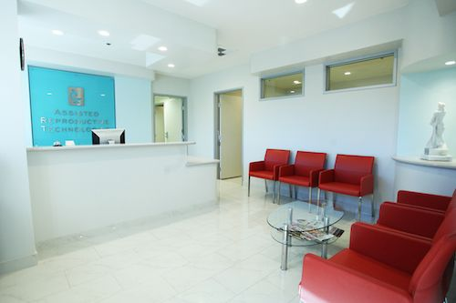 Center for Fertility and Gynecology laboratory