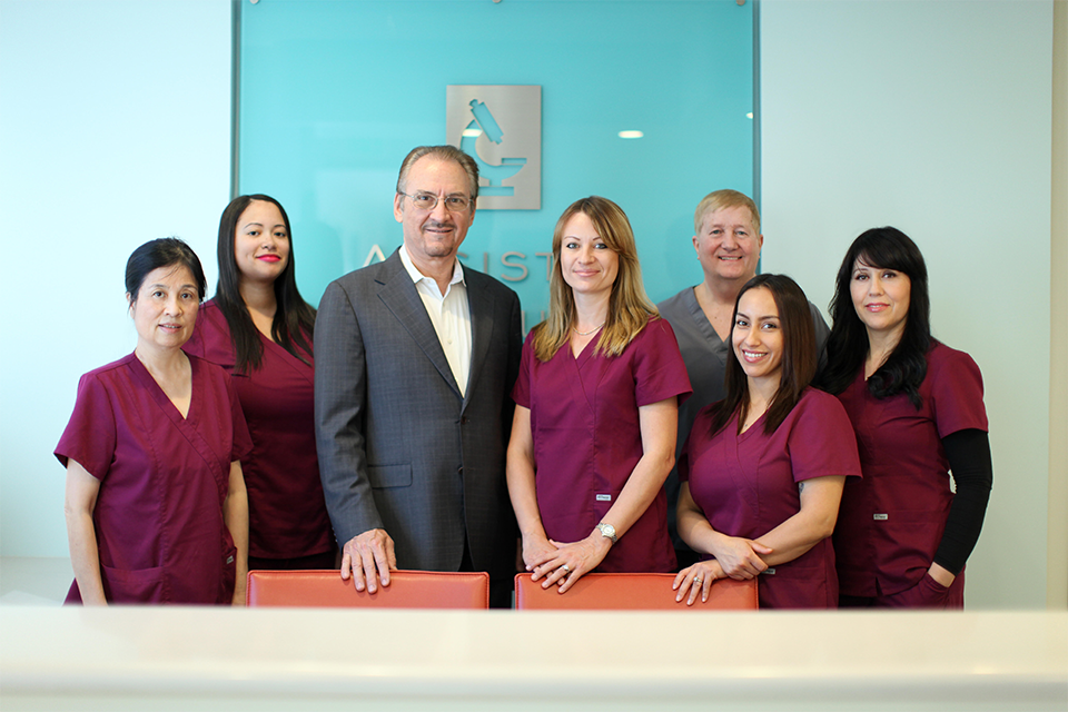 image of The Center for Fertility and Gynecology staff