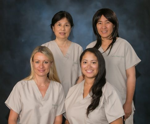 The Center for Fertility and Gynecology team
