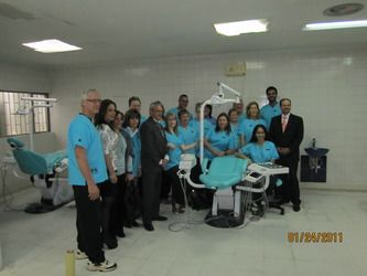 Kindness in Action dental mission to Columbia