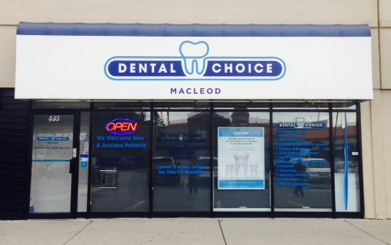 MacLeod Dental Choice location