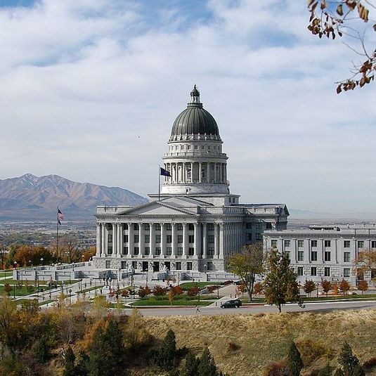 Building in Salt Lake City