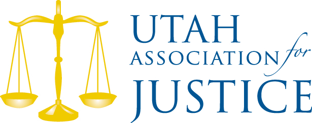 Utah Association for Justice logo