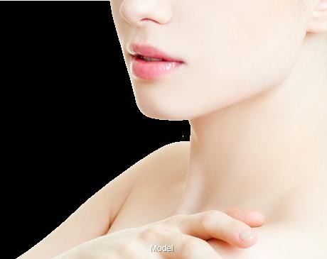 Woman with Laser Skin Resurfacing