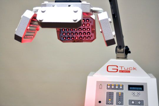 laser hair loss machine