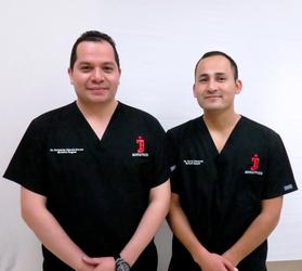 Drs. Garcia and Vazquez