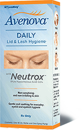 Avenova for Daily Lid & Lash Hygiene