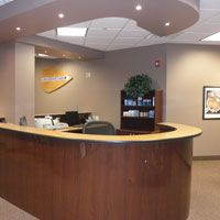 Lifetime Eye Care office