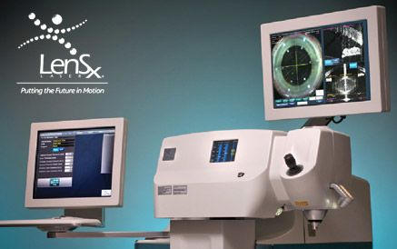 The LenSx surgical system for cataract surgery