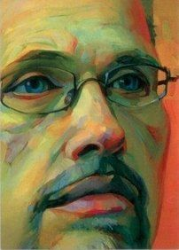"""Study of Ed"" by Jerry Rudquist c2001"