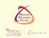 National Education Faculty - BOTOX Cosmetic and JUVERDERM - Logo