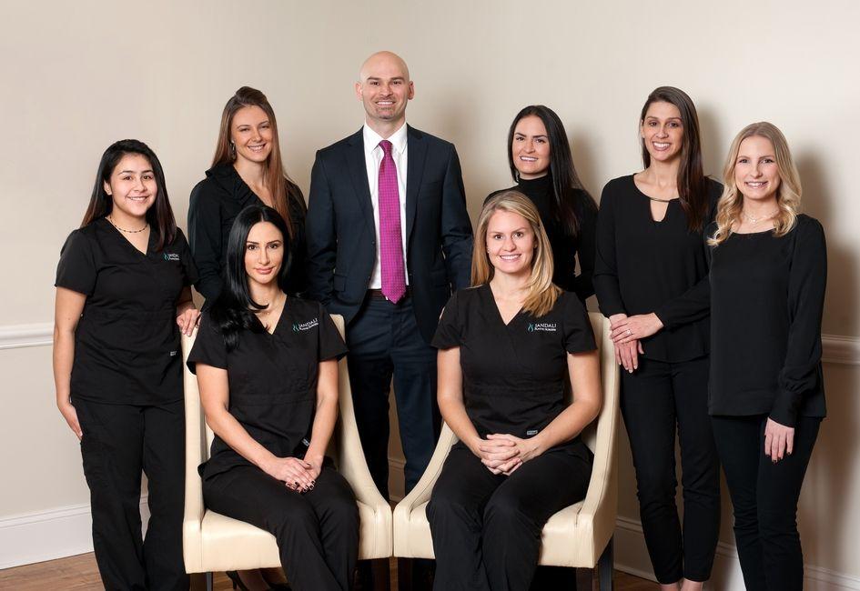 Jandali Plastic Surgery staff