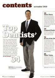 Top Dentistry article