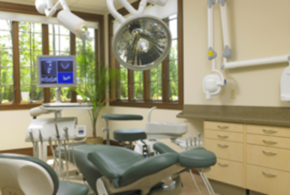 Tischler & Patch Dental's surgical suite