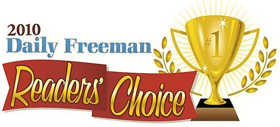 Daily Freeman Reader's Choice logo