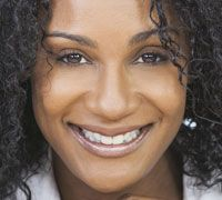 Photo Of Woman Smiling After Botox - Steven J. Covici, MD, FACS