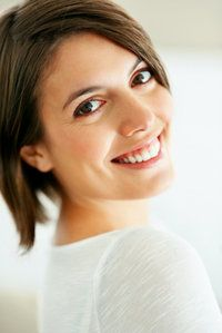 Photo Of Smiling Woman For Facial Plastic Surgery Doctor - Steven J. Covici, MD, FACS