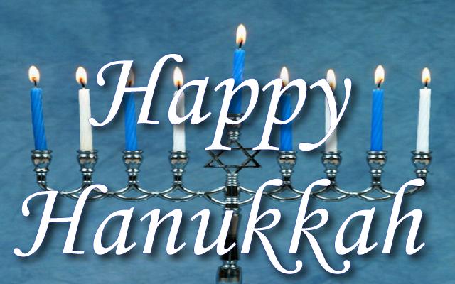 New Jersey Dentists say Happy Hanukkah