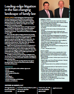 Morris & Essex Health and Live Top Law Firms Coverage Photo
