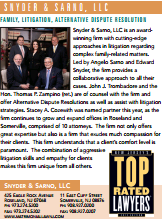 Snyder and Sarno Top Lawyers