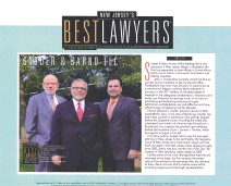 Snyder & Sarno Best Lawyers