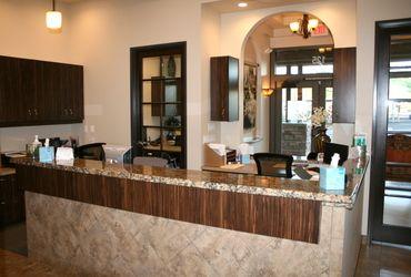 Davis Dental office inside