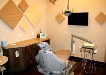 Davis Dental office treatment room