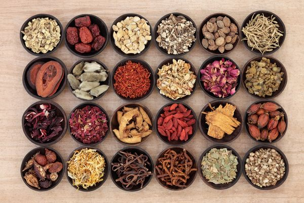 Image of Chinese herbal medicine