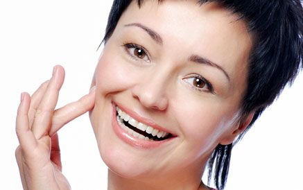 facial skin tightening image